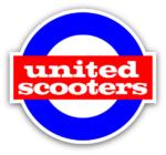 United SCOOTER LOGO CMYK diike rand
