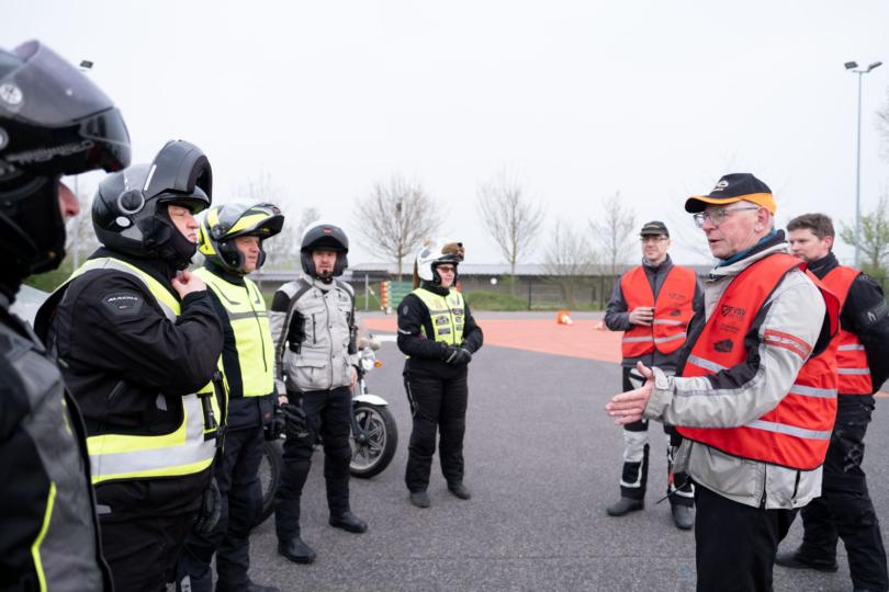 Dag van de Motorrijder 2019 bij PIVO Vlaams-Brabant te Zellik